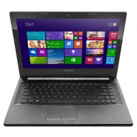 Ноутбук Lenovo G50-30 (80G001YFRK) N3540 2160 МГц, 4 ГБ, 1000 ГБ (HDD),  DVD Multi, NVIDIA GeForce 820M, DOS, цвет крышки темно-серый, цвет корпуса черный/темно-серый