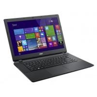 Ноутбук Acer Aspire ES1-520-398E (NX.G2JEU.001)  AMD E1 2500, 2 ГБ, 500 Гб (HDD), AMD Radeon HD 8240, Linux, цвет крышки черный, цвет корпуса черный