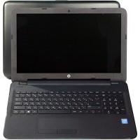 Ноутбук HP 15-ba002ur [W7Y60EA] A8 7410, 4 ГБ, 1000 ГБ, DVD, AMD Radeon R5 M430, DOS, цвет крышки черный, цвет корпуса черный