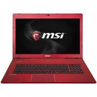 """Ноутбук MSI GS70 2QE-419RU Stealth Pro Red Edition 17.3"""" FHD,  i7 4720HQ, 8 ГБ, 1Tb + 128 Гб (SSD), GTX 970M, Win 8.1, цвет крышки красный, цвет корпуса черный/красный"""