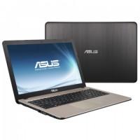 Ноутбук ASUS VivoBook Max X541SA-XX119D  N3060 , 2 ГБ, 500 Гб , Intel HD, DOS, цвет крышки темно-коричневый, цвет корпуса серый