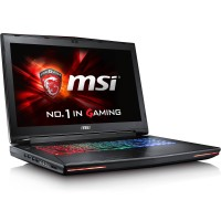 "Ноутбук MSI GT72VR 6RD-091RU Dominator 17.3"" FHD IPS матовый, i7 6700HQ , 16 ГБ, 1Tb + 128 Гб (HDD + SSD), DVD, NVIDIA GeForce GTX 1060, Windows 10, цвет крышки черный, цвет корпуса черный"