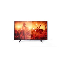 "Телевизор ЖК Philips 43PFT4001/60 (43"", LED, 1920x1080, 200 Hz, DVB-T2(C), медиаплеер, 2xHDMI, 1xUSB, телетекст, датчик освещения, 48 Вт)"
