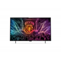 "Телевизор ЖК Philips 43PUT6101/60 (43"", 3840x2160, 4K Ultra HD,  матрица IPS, индекс динамичных сцен 800, Smart TV, Wi-Fi, 4хHDMI, 3хUSB, Vesa 200х200)"